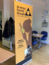 UK108 PI Roller Banner (Green).  (ORDER BANNERS SEPARATELY TO LITERATURE